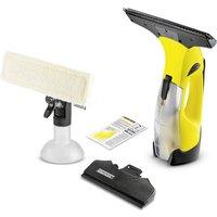 KARCHER WV 5 Plus Window Vacuum Cleaner - Yellow & Black, Yellow