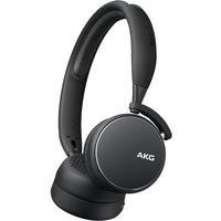 AKG Y400 Wireless Bluetooth Headphones - Black, Black