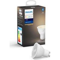 Philips Hue White Bluetooth LED Bulb - GU10, White