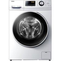 HAIER 636 Series HW80-B14636N 8 kg 1400 Spin Washing Machine - White