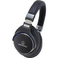 AUDIO TECHNICA ATH-MSR7BK Headphones - Black, Black