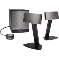 Image of BOSE Companion 50 2.1 PC Speakers - Silver, Silver