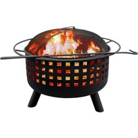 LANDMANN 22104 City Lights Fire Pit