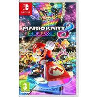 NINTENDO SWITCH Mario Kart 8 Deluxe, Red