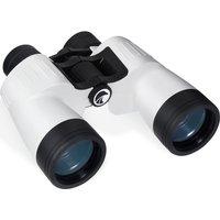 PRAKTICA Marine Charter MHMC750W 7 x 50 mm Binoculars - White, White