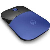 HP Z3700 Wireless Optical Mouse - Blue & Black, Blue