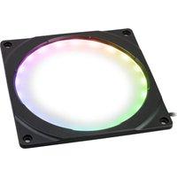 PHANTEKS Halos Digital RGB LED Fan Frame   120 mm  Black  Black