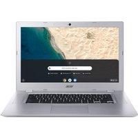 """Acer CB315-2H 15.6"""" AMD A6 Chromebook - 64 GB eMMC, Silver, Silver"""
