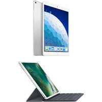 Click to view product details and reviews for 105 Ipad Air 2019 Smart Keyboard Folio Case Bundle 256 Gb Silver Silver.