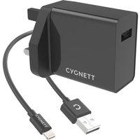CYGNETT PowerPlus Lightning Charger - 1.5 m.