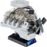 FRANZIS Ford Mustang V8 Engine Model Kit