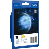 BROTHER LC1280XL Yellow Ink Cartridge, Yellow