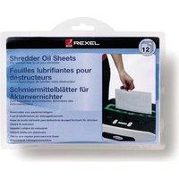 REXEL 2101948 Shredder Oil Sheets