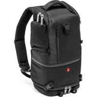 MANFROTTO MB MA-BP-TS Tri S DSLR Camera Backpack - Black, Black