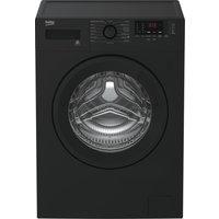 BEKO WTB1041R2A 10 kg 1400 Spin Washing Machine - Anthracite, Anthracite