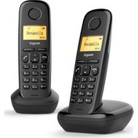 'Gigaset A170 Cordless Phone - Twin Handsets