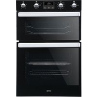 Click to view product details and reviews for Belling Bi902mfct Electric Double Smart Oven Black Black.