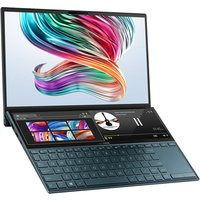 "ASUS ZenBook Duo UX481 14"" Laptop - Intelu0026regCore™ i7, 512 GB SSD, Blue, Blue"