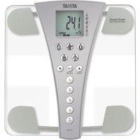 TANITA InnerScan BC 543 Electronic Bathroom Scales   Grey   Transparent  Grey
