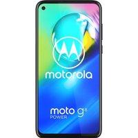 Motorola G8 Power - 64 GB, Smoke Black, Black