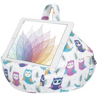 IBEANI Bean Bag Tablet Stand - Owl