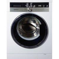 GRUNDIG GWN48430CW Washing Machine - White, White