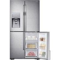 SAMSUNG American-Style Fridge Freezer Stainless Steel RF56J9040SR/EU