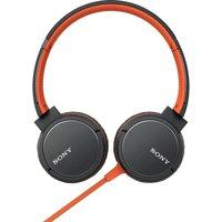 SONY MDR-ZX660AP Headphones - Orange, Orange