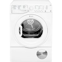 HOTPOINT  Aquarius FTCL871GP Heat Pump Tumble Dryer - White, White