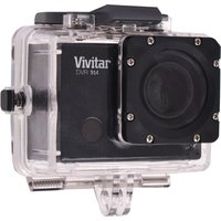 VIVITAR DVR944 Action Camcorder - Black, Black