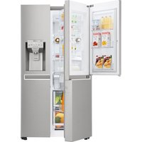 LG GSJ961NSBV American-Style Fridge Freezer - Stainless Steel, Stainless Steel