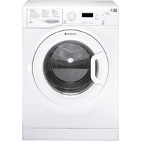 HOTPOINT Aquarius WMAQF641P Washing Machine - White, White