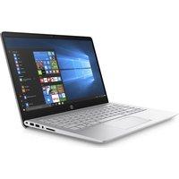 HP Pavilion 14-bf052na 14 Laptop - Silver, Silver