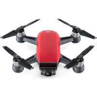 DJI Spark Drone - Lava Red, Red