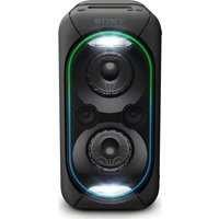 SONY EXTRA BASS GTK-XB60B Wireless Megasound Hi-Fi System - Black, Black