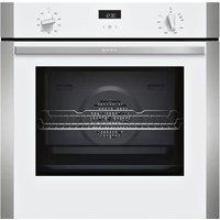 NEFF B1ACE4HW0B Electric Oven - White, White