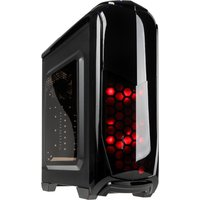 KOLINK Aviator ATX Mid-Tower PC Case - Black, Black