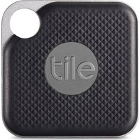 Tile Pro Bluetooth Tracker - Black, Black
