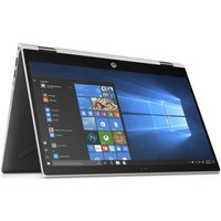 HP Pavilion x360 14 i3 14 inch SVA SSD Convertible Silver