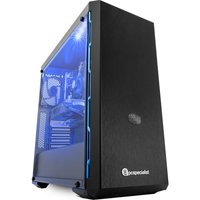 PC Specialist Vortex GT Intel Core i5 GTX 1660 Gaming PC - 2TB HDD & 240GB SSD