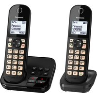 Click to view product details and reviews for Panasonic Kx Tgc462eb Cordless Phone Twin Handsets.