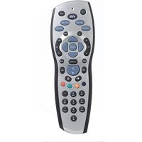 Sky 120 Sky Tv Remote Control, Silver at Currys Electrical Store