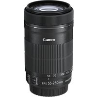CANON EF-S 55-250 mm f/4-5.6 STM IS Telephoto Zoom Lens