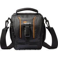 LOWEPRO Adventura SH 120 ll DSLR Camera Bag - Black, Black