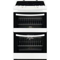 ZANUSSI ZCV46000WA 55 cm Electric Cooker - White, White