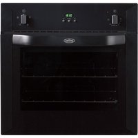 BELLING BI60FP Electric Oven - Black, Black