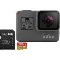 PANASONIC HERO5 Action Camcorder & Sandisk Extreme Plus Class 10 microSD Memory Card Bundle
