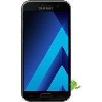 SAMSUNG Galaxy A3 (2017) - 16 GB, Black, Black