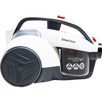HOOVER Smart Evo LA71SM10 Cylinder Bagless Vacuum Cleaner - White, White