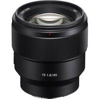 SONY FE 85 mm f/1.8 Standard Prime Lens
